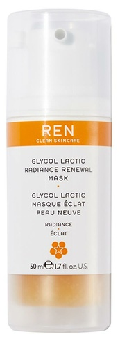 Ren Clean Skincare Radiance Glycolactic Radiance Renewal Mask