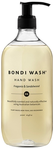 Hand Wash Fragonia & Sandalwood