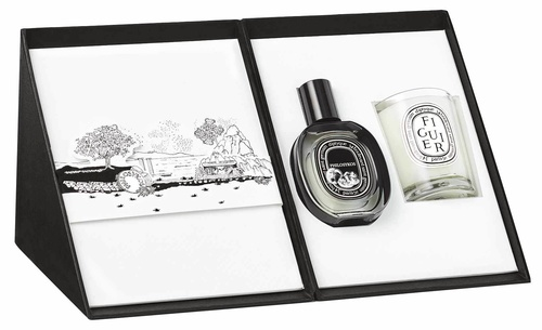 Diptyque Philosykos Eau De Parfum.Buy Diptyque Philosykos 30ml Edp Figuier 70g Candle Set Niche Beauty