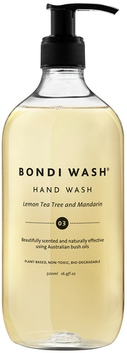 Bondi Wash Hand Wash Lemon Tea Tree & Mandarin