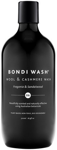 Wool & Cashmere Wash Fragonia & Sandalwood