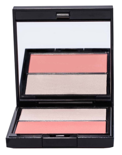 Surratt Beauty Blush + Highlighter Palette