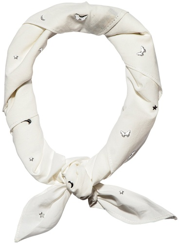 Lucky Charm Scarf Face Covering