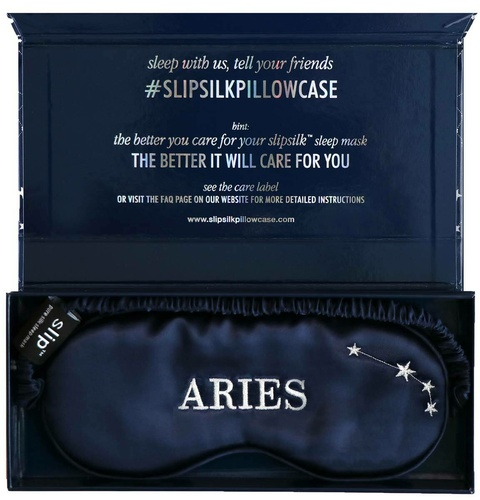 Silk Zodiac Sleep Mask