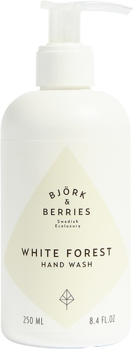 Björk & Berries White Forest Hand Wash
