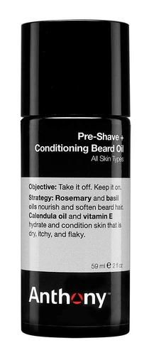 Pre Shave Conditioning Beard Oil
