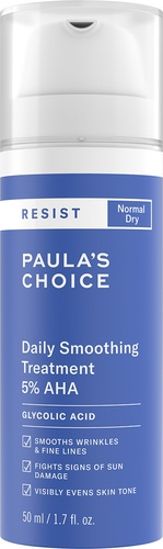 Paula's Choice Resist Daily Smoothing Treatment With 5% AHA