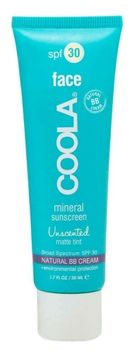 Mineral Face Matte Tinted Moisturizer Spf 30 Unscented