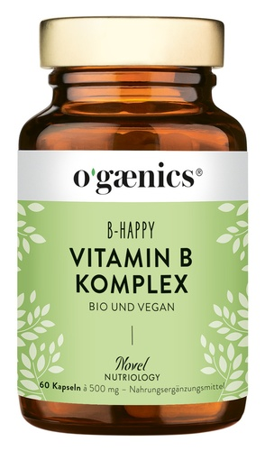 B-HAPPY Vitamin B-Komplex