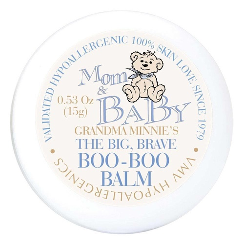 Grandma Minnie's The Big, Brave Boo Boo Balm
