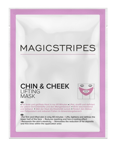 Magicstripes Magicstripes Chin & Cheek Lifting Mask Sachet 400-001
