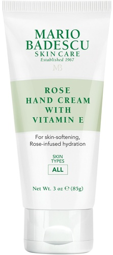 Mario Badescu Rose Hand Cream with Vitamin E