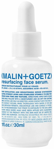 Resurfacing serum