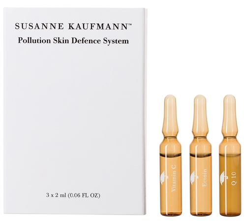 Pollution Skin Defence System Trio