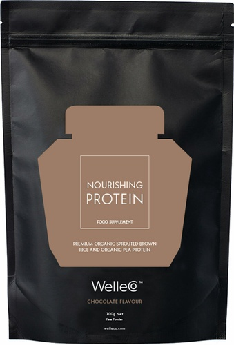 WelleCo Nourishing Plant Protein Refill