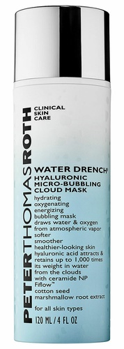 Water Drench Micro-Bubbling Cloud Mask