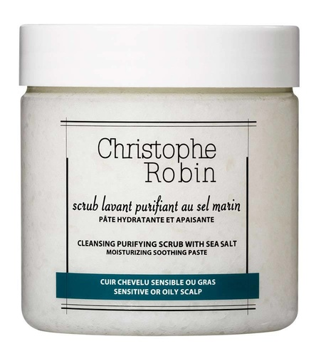 Christophe Robin Cleansing Purifying Scrub with Sea Salt mehrGroessen