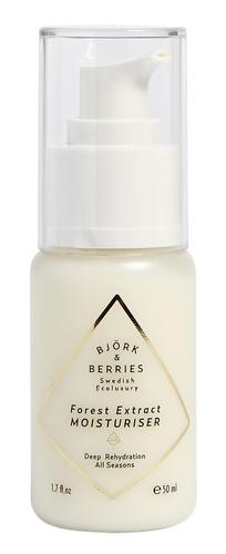 björk & berries forest extract moisturiser
