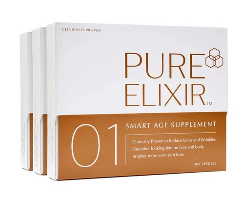 SMART Age Supplement SET