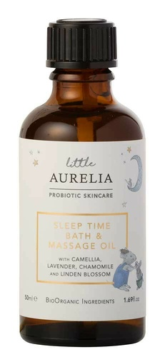 Sleep Time Bath & Massage oil