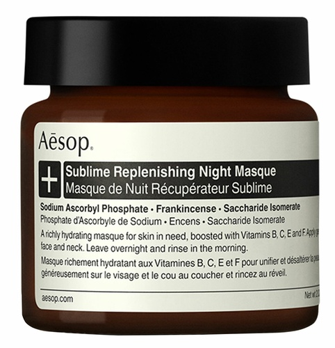 Sublime Replenishing Night Masque