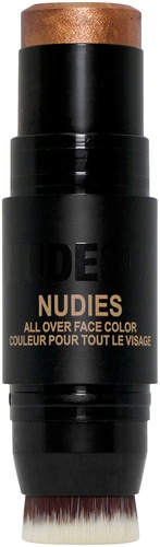 Nudestix Nudies All Over Face Color Glow Brown Sugar, Baby