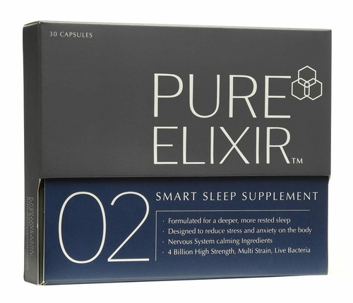 Pure Elixir Smart Sleep Supplement