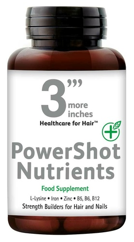 Hair Nail Nutritional Supplement