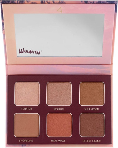 Wander Beauty Wanderess Off Duty Palette