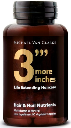 Michael Van Clarke Hair Nail Nutritional Supplement