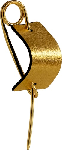 Syd Hayes Hair Cuff + Pin Gold Pin Gold