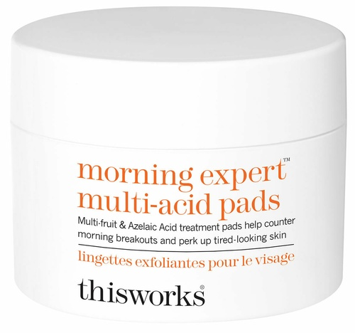 This Works Morning Expert Multi-Acid Pads