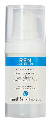 Ren Clean Skincare Vita Mineral ™  Active 7 Eye Gel