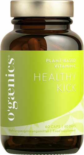 Ogaenics HEALTHY KICK Plant-based Vitamin C