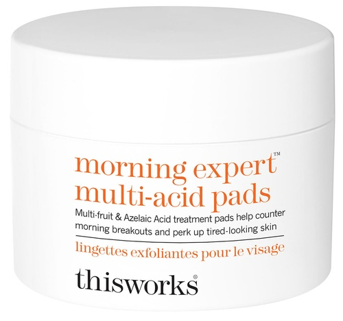 Morning Expert Multi-Acid Pads