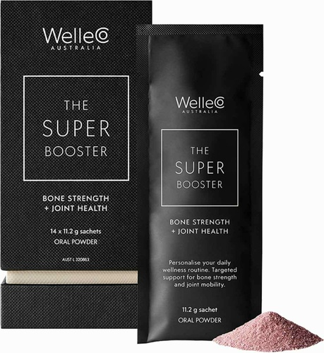 WelleCo Super Booster Bone Strength + Joint Health