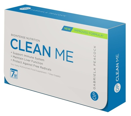 Clean Me 7 day travel pack