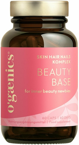 Beauty Base Skin Hair Nails Komplex