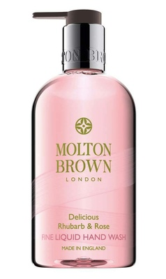 Molton Brown Delicious Rhubarb & Rose Fine Liquid Hand Wash