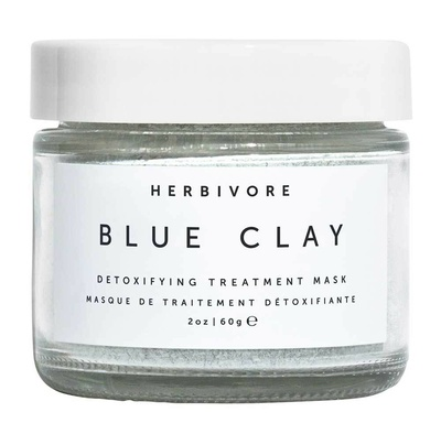 Herbivore Blue Clay Spot Treatment Mask