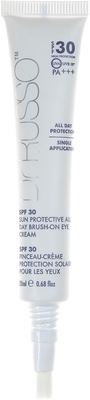 Dr. Russo Sun Protective All Day Brush On Eye Cream SPF 30
