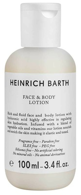 Heinrich Barth Face & Body Lotion