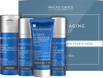 Paula's Choice Trial Kit Resist Anti-Aging - Normal to Dry Skin