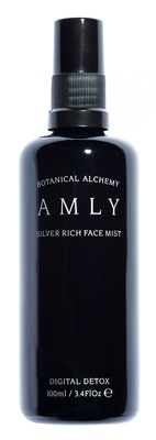 Amly Botanicals Digital Detox Silver Rich Face Mist