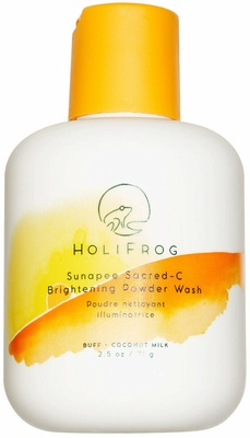 HoliFrog Sunapee Sacred-C Brightening Powder Wash