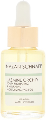 Nazan Schnapp Jasmine Orchid Youth Protecting & Hydrating Moisturizing Face Oil