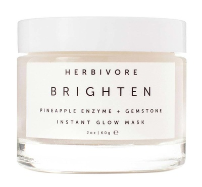 Herbivore Brighten Wet Mask