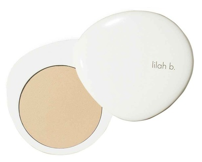 Lilah B. Flawless Finish Foundation light-medium with cool to neutral undert