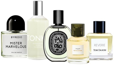 NICHE BEAUTY Top Shelf Scents for Him