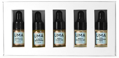 Uma Oils Face Oil Trial Kit